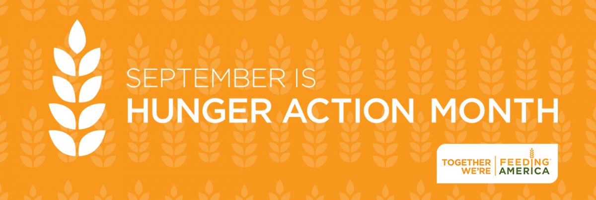 Image result for hunger action month