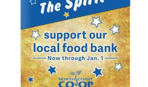 North Coast co-op Share the Spirit