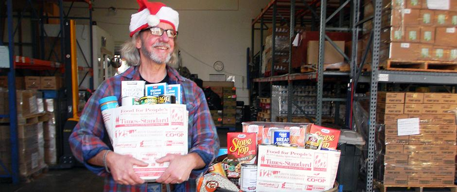 Food for People's 25th annual Holiday Food & Fund Drive